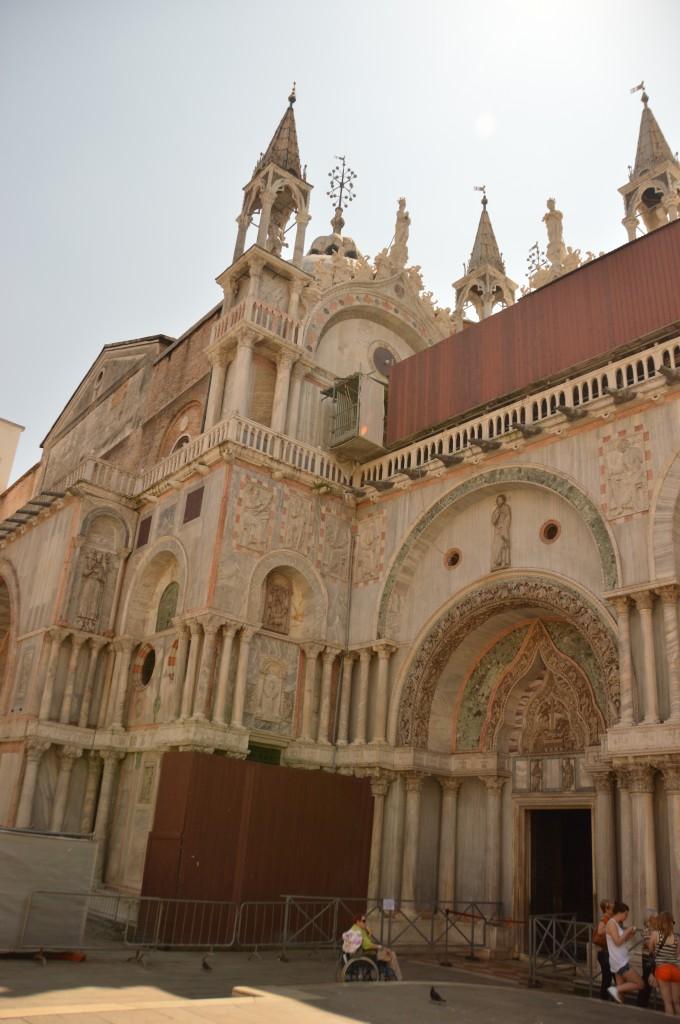 Bij piazza San Marco