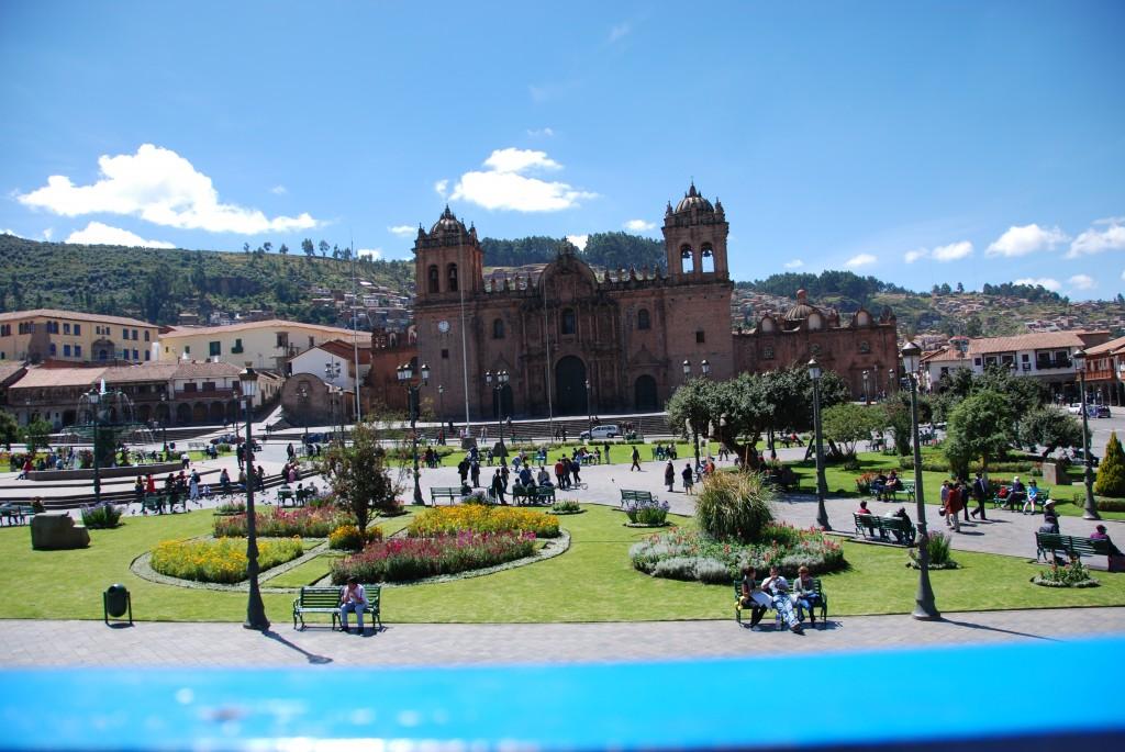 Cusco balkon