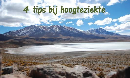 4 Essentiële tips bij hoogteziekte