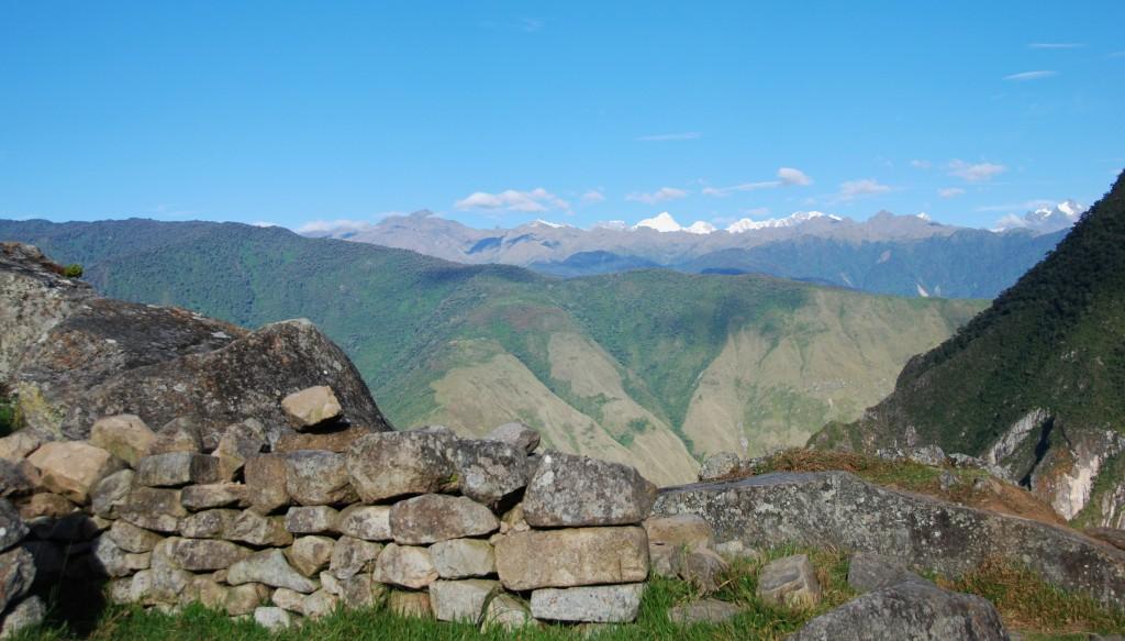 Mijn eerste kennismaking met hoogteziekte; in de Andes in Peru.