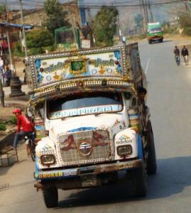 Bus nepal