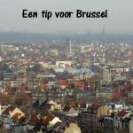 Een tip voor Brussel