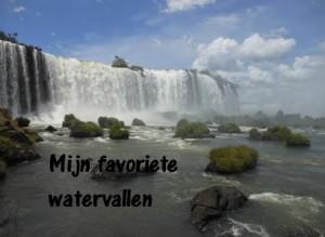 favoriete watervallen