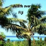 In de reizigerslounge: Judith over Fiji