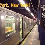 Twaalf uur in New York!