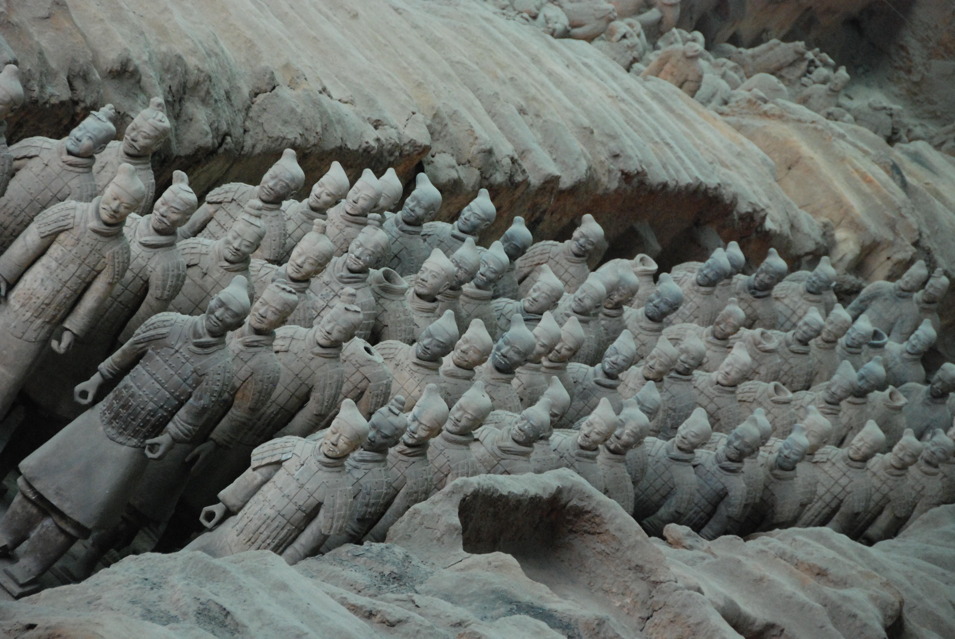 Tips voor je bezoek aan het terracotta leger van Xi'An