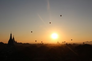 ballon avond