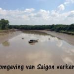 De omgeving van Saigon verkennen