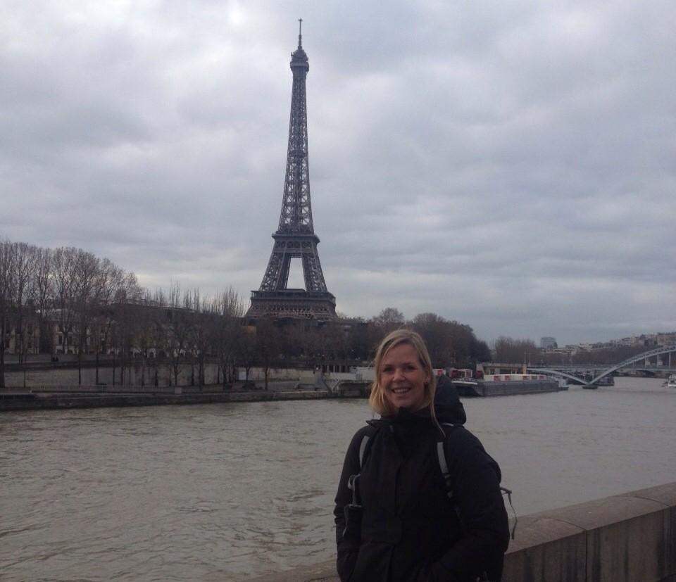 Bonjour Parijs!