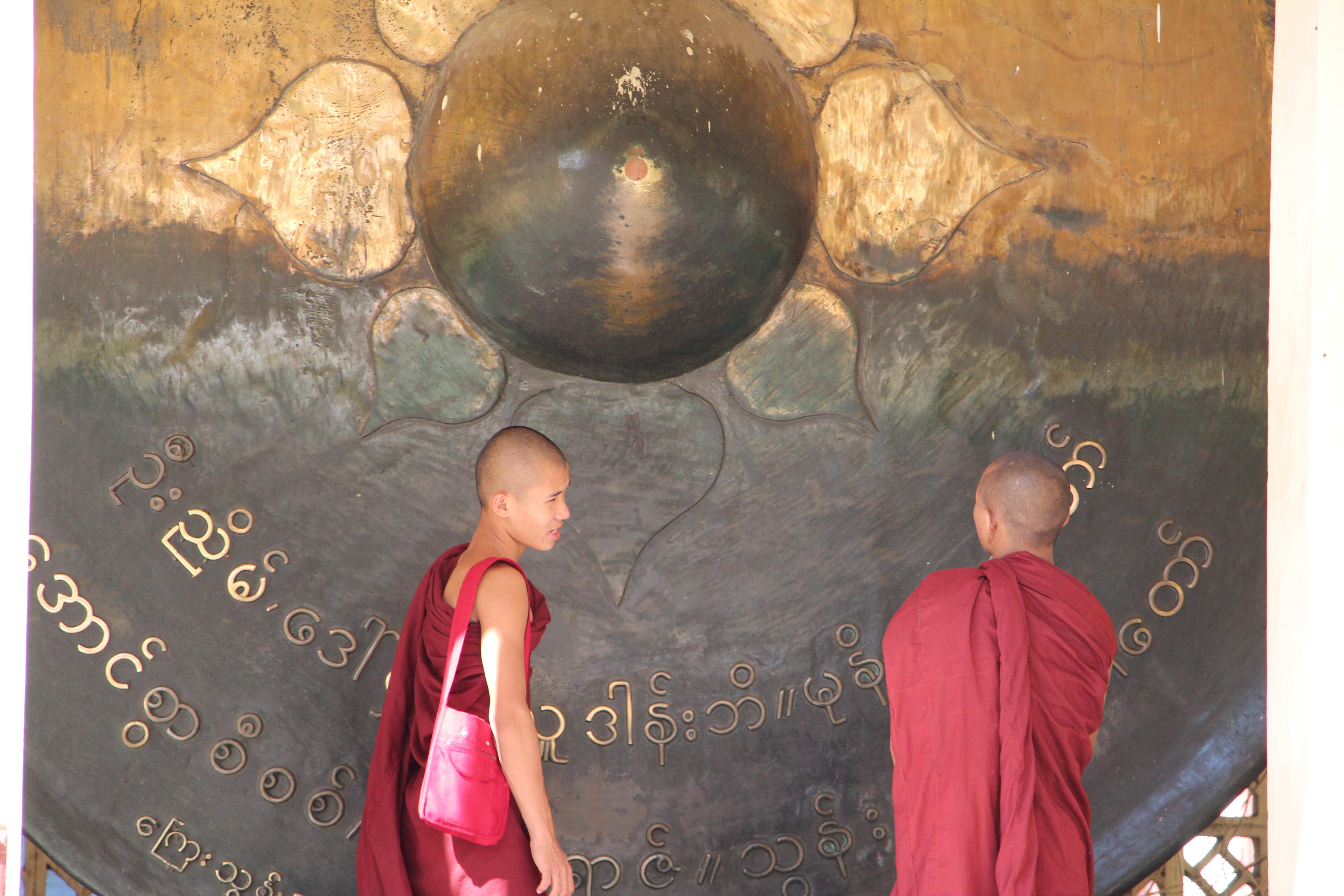 In de reizigerslounge: Linda over Myanmar!