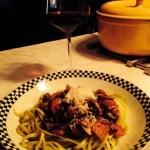 Wereldse gerechten: Pasta met boerenkoolpesto en bolognese uit Italië