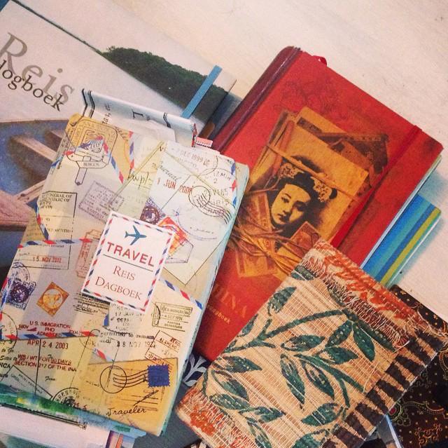 Reisdagboek: nuttig of niet?