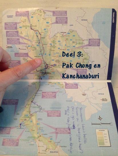 Een route door Thailand, NP Khao Yai en Kanchanaburi