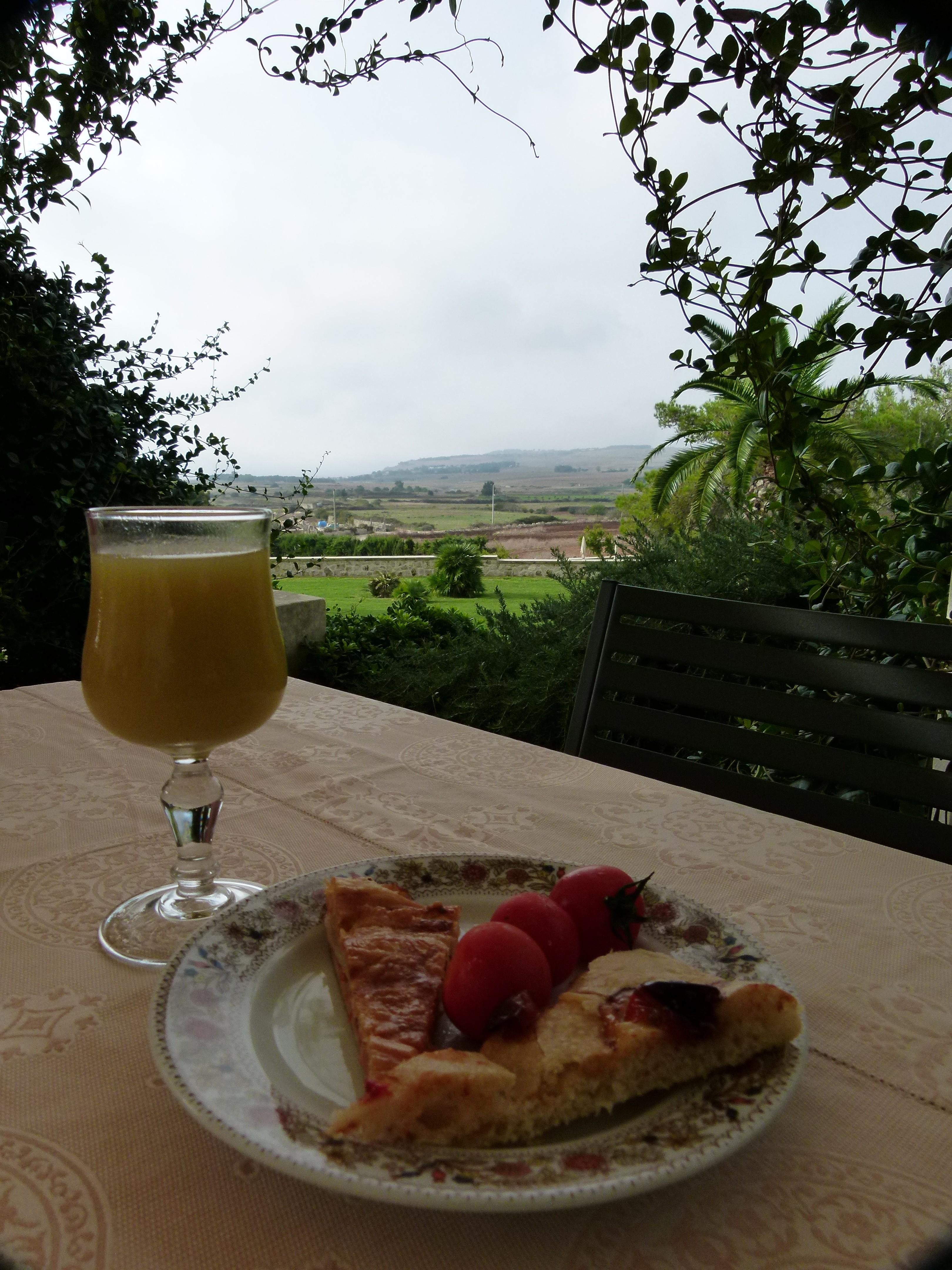 In de reizigerslounge: Nancy over Puglia!