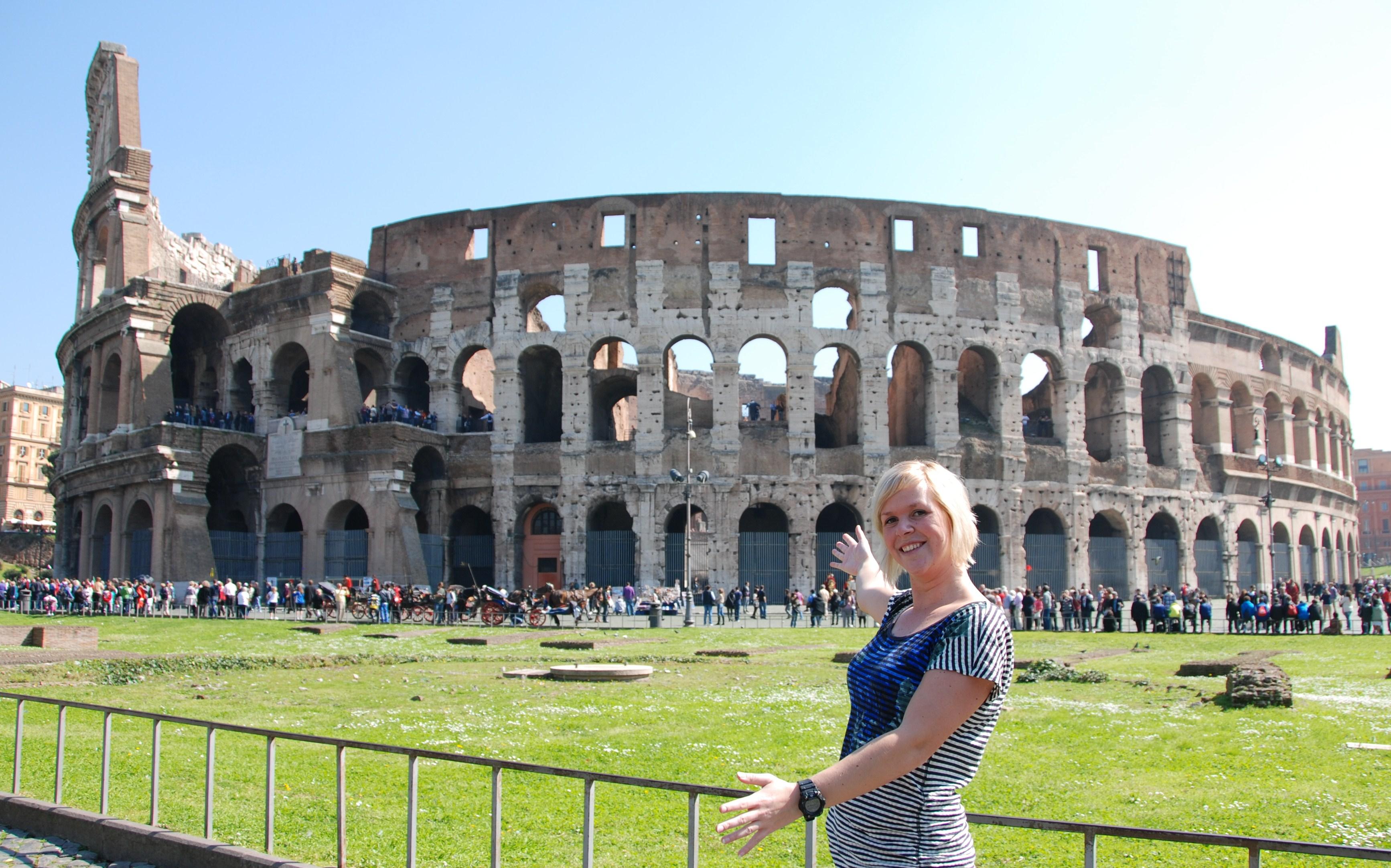 Tips voor je bezoek aan Rome…
