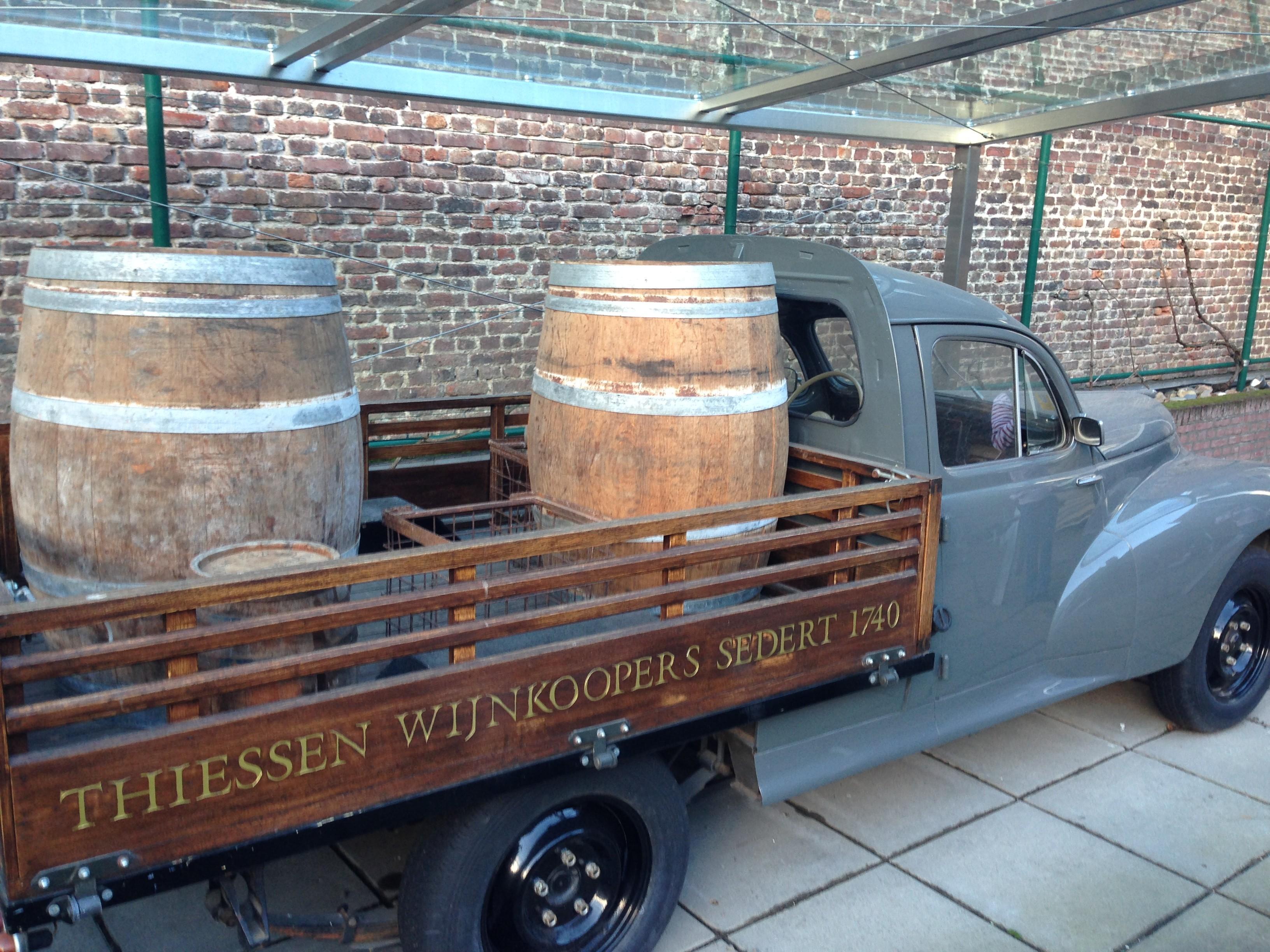 Je zintuigen prikkelen bij wijnhandel Thiessen in Maastricht