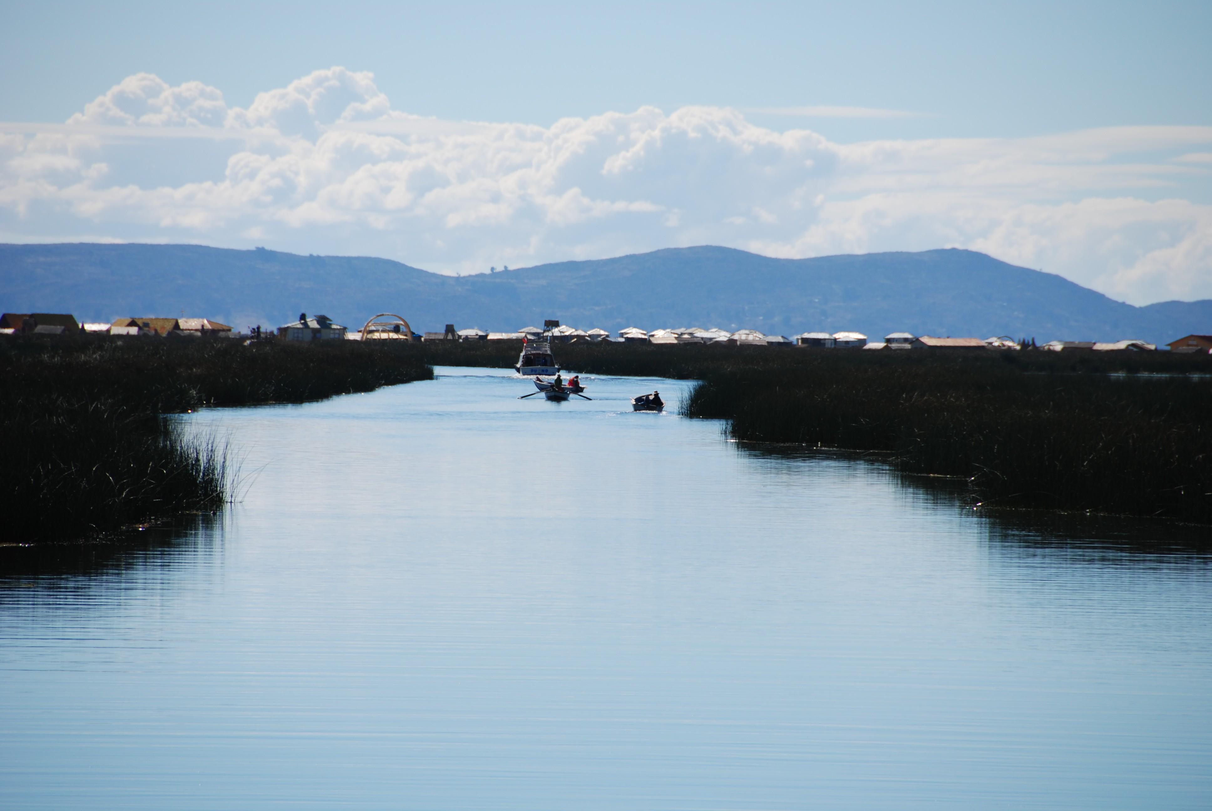 De drie mooiste meren ter wereld