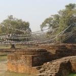 De tuinen van Lumbini