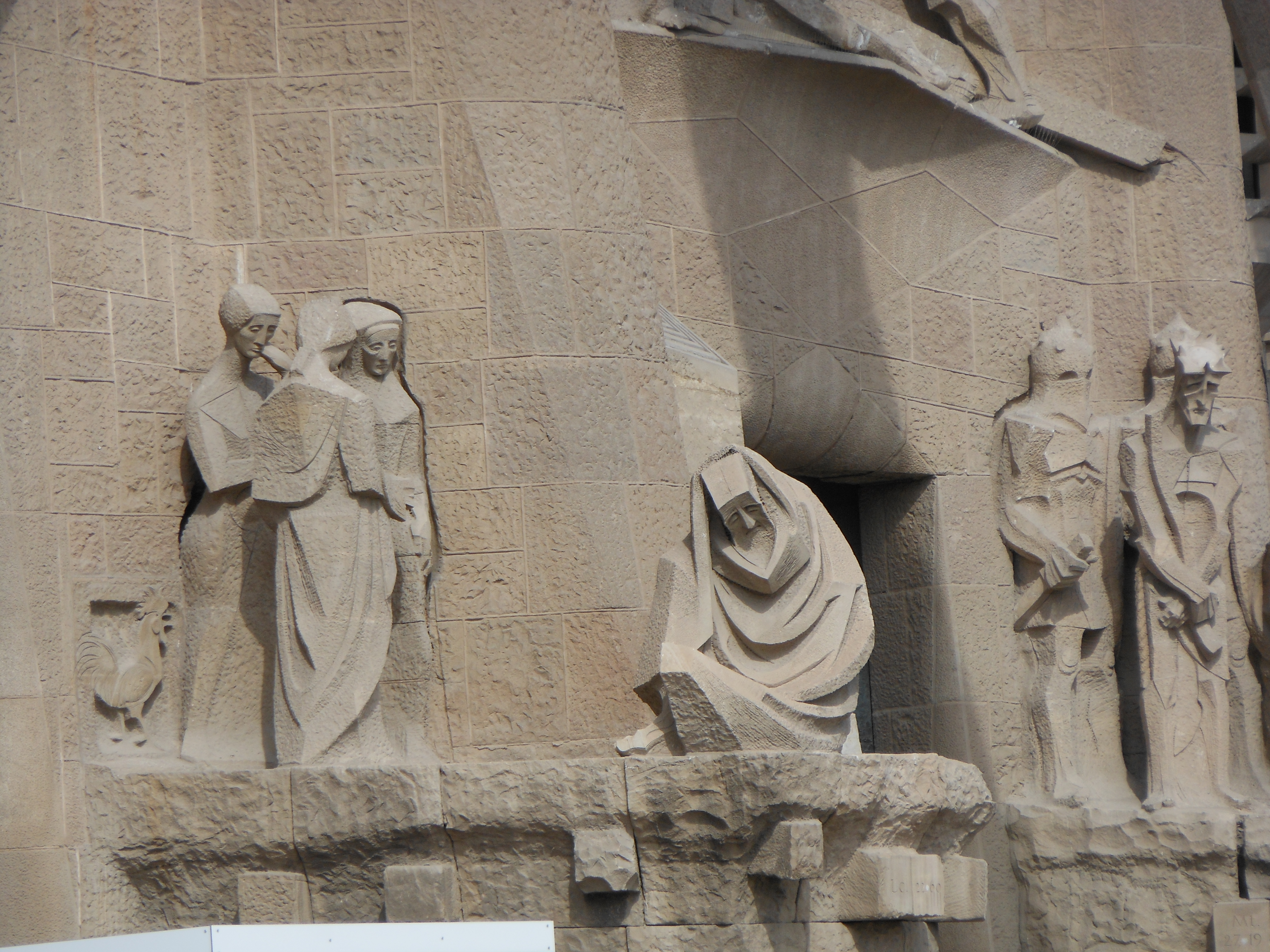 Spaanse gezelligheid in Barcelona