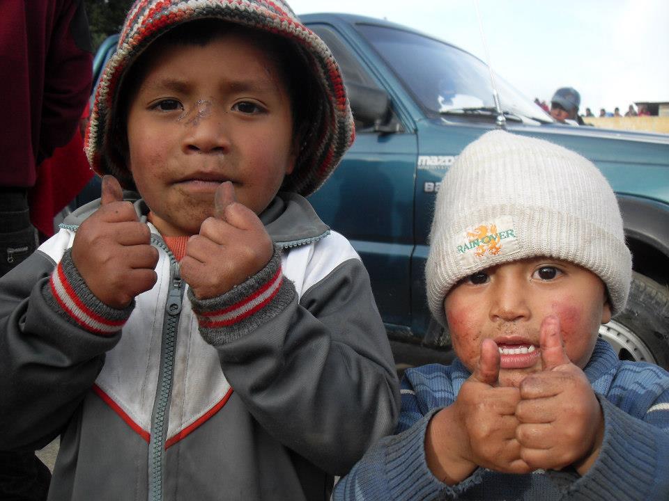 Mooiste plekken Ecuador