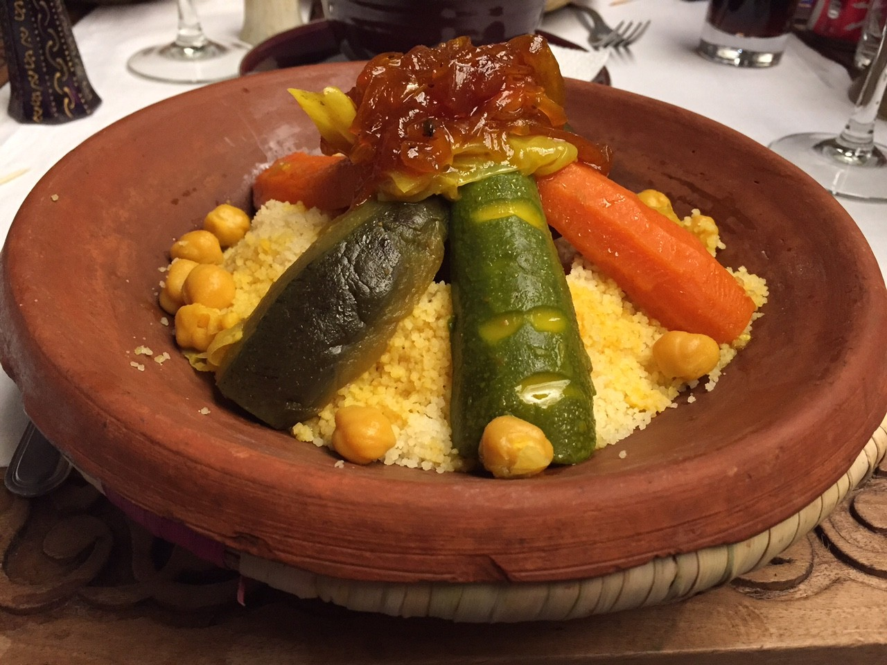 Culinaire reis door de straten van Marrakech