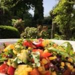 Wereldse gerechten: vegetarische salade uit Mexico!