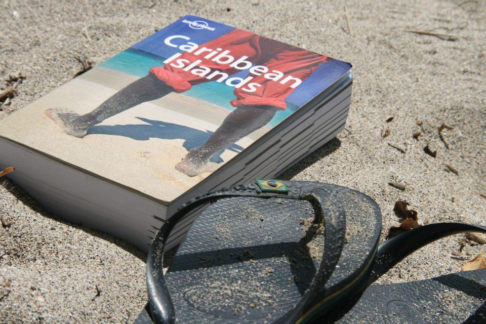 In de reizigerslounge: Daphne over de Caribbean