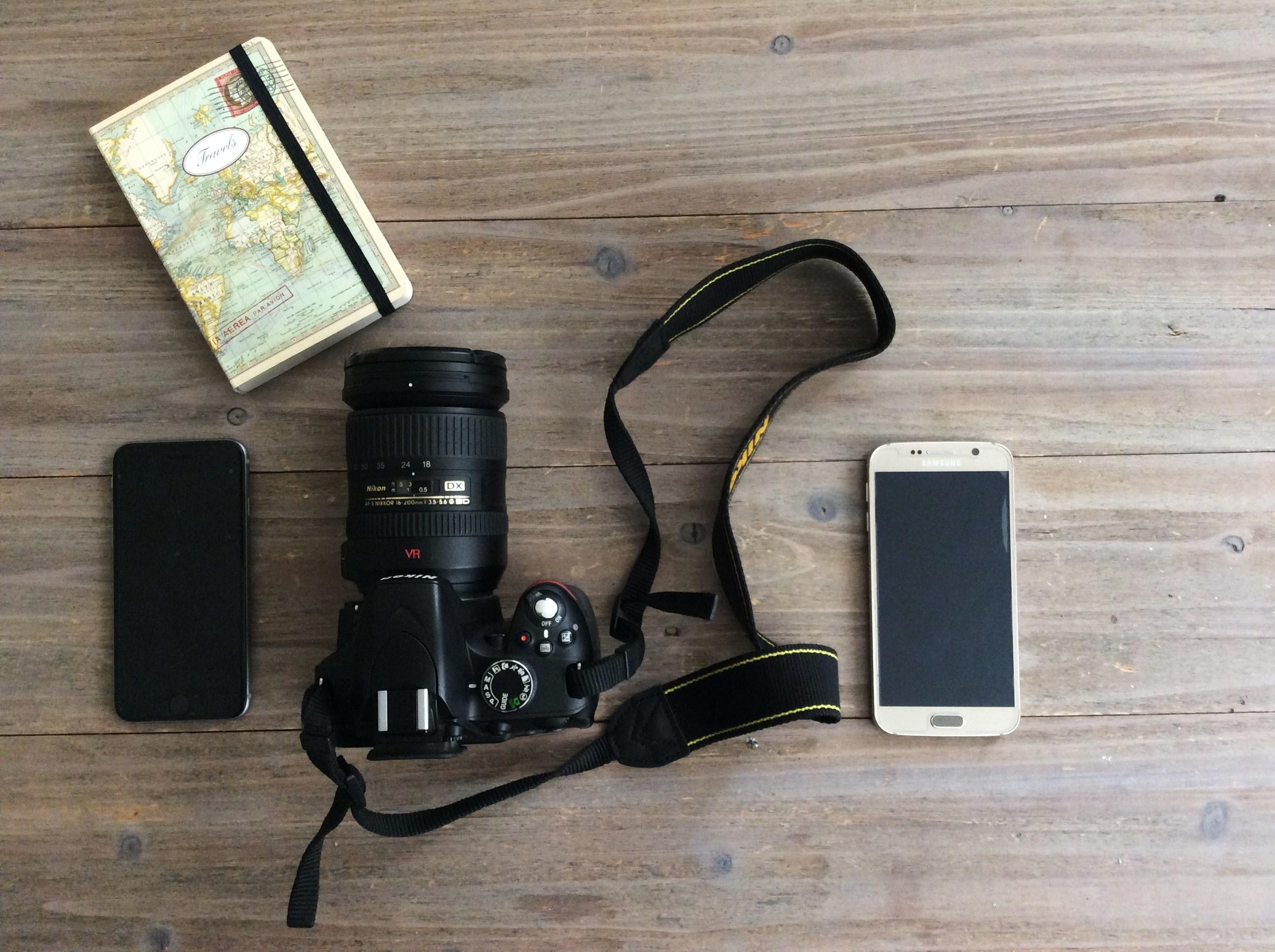 Foto's met je smartphone