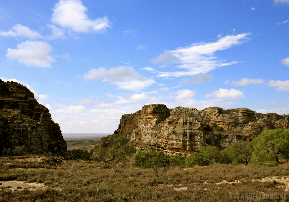 Isalo-Ingang-Zuid