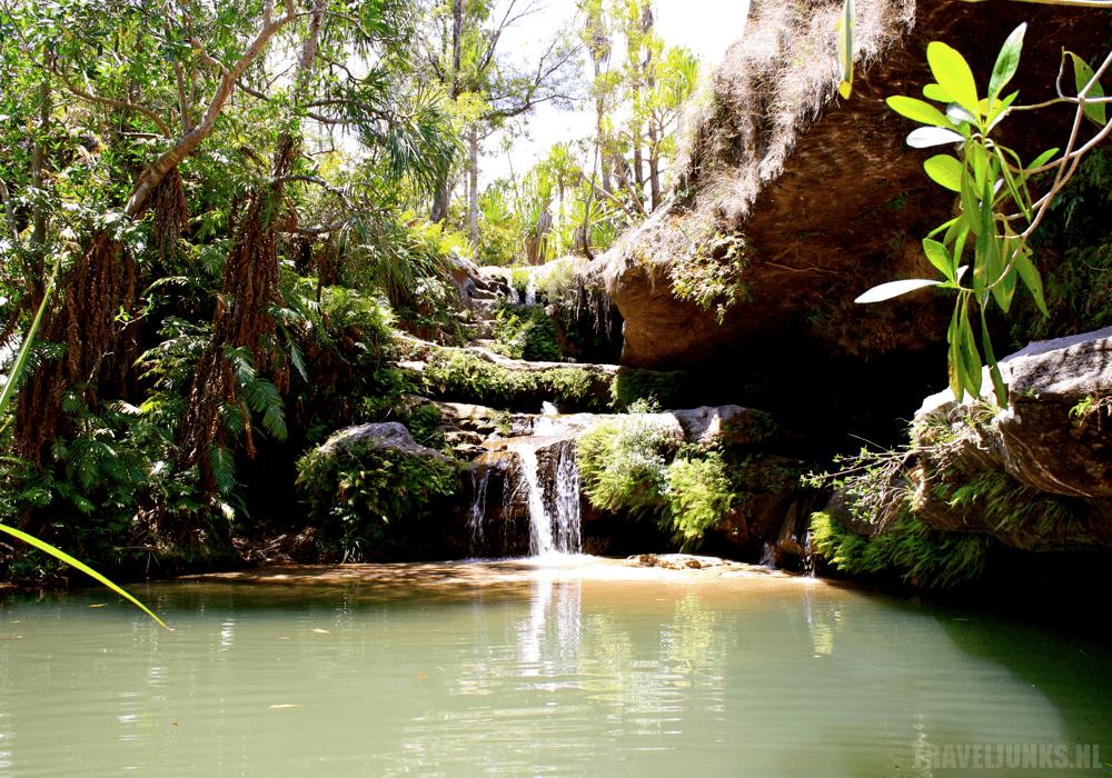 Isalo-zwemplek