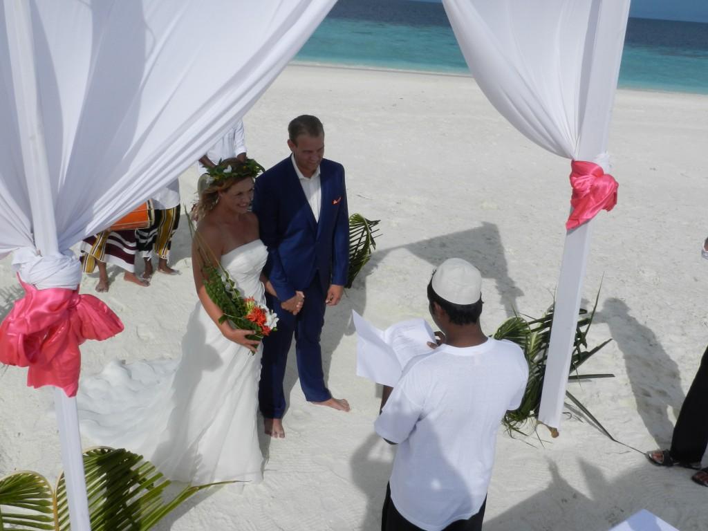 Trouwen op de Malediven regelen voor trouwen in het buitenland