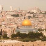 In de reizigerslounge: Karin over Israël