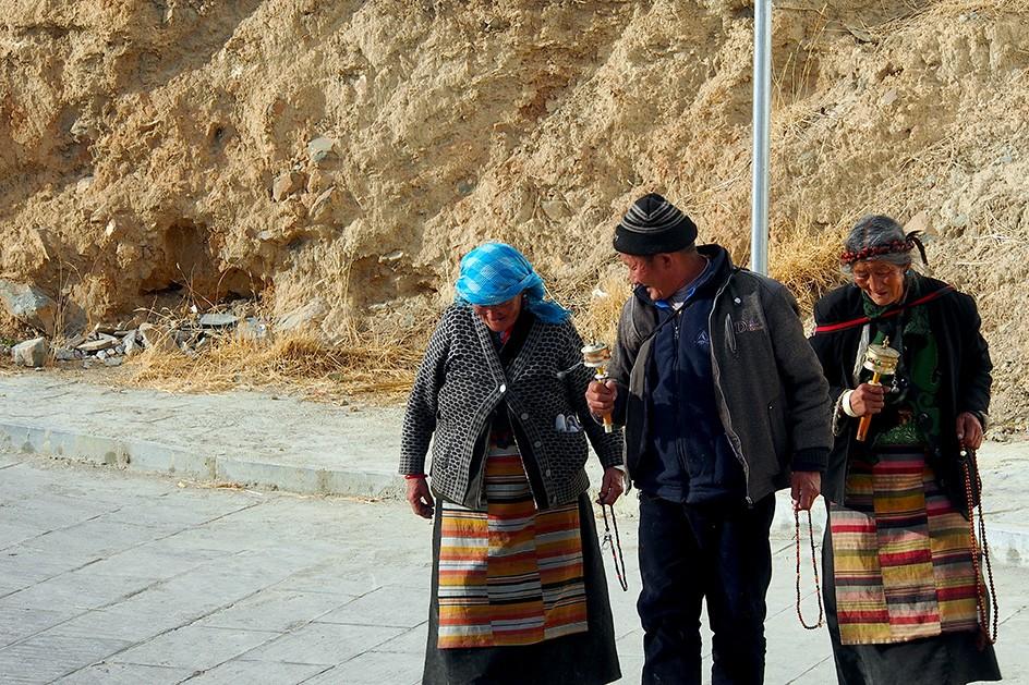 4-Tibet-Pelgrims