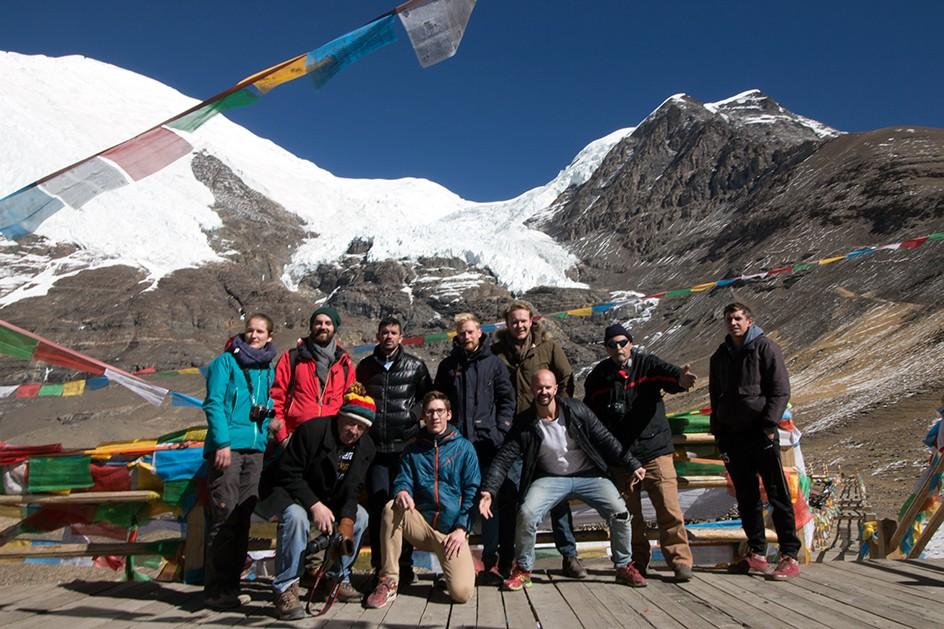 6-Tibet-tourgroep