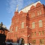 In de reizigerslounge: Shirley over Rusland