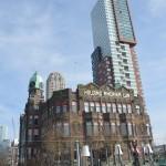 Slapen in Rotterdam: Hotel New York