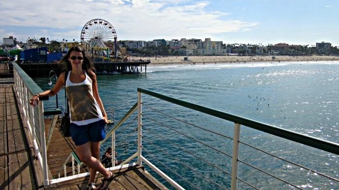 In de reizigerslounge: Sofie over Los Angeles!