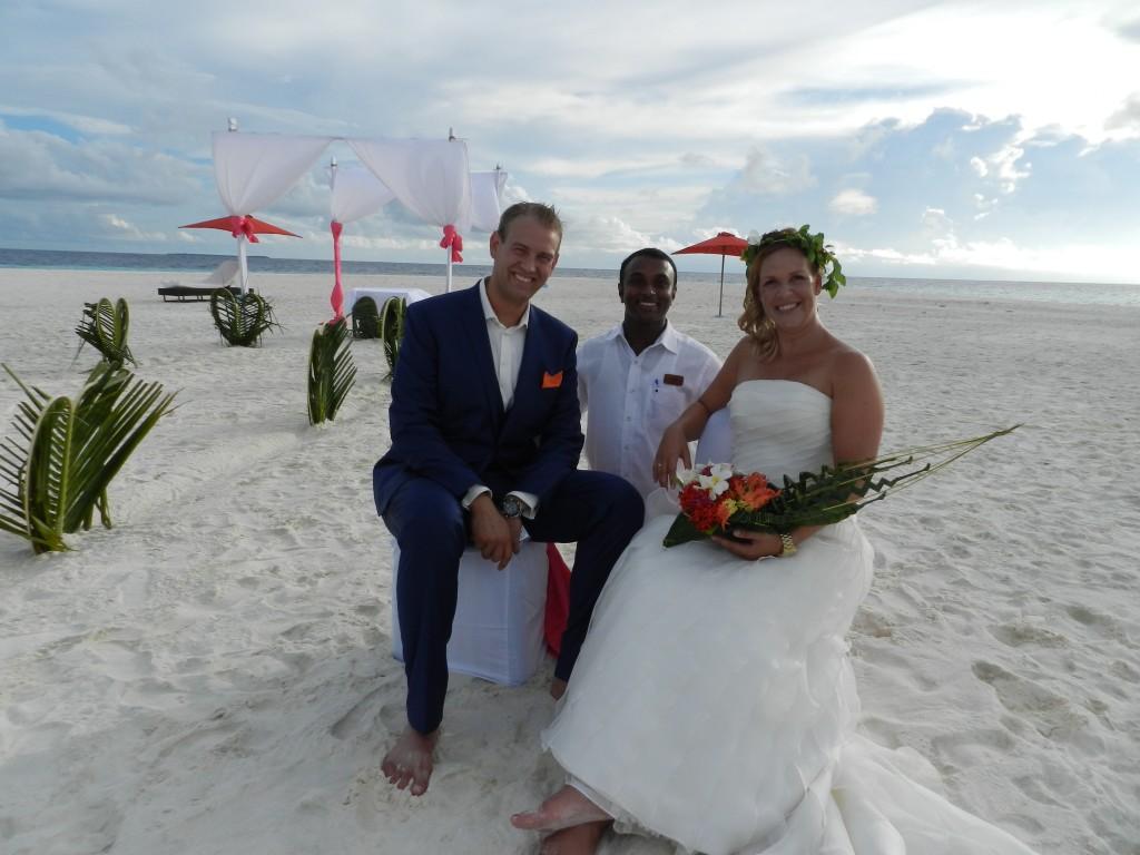 Basil, onze fantastische wedding planner