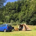 Knus kamperen in Vorarlberg