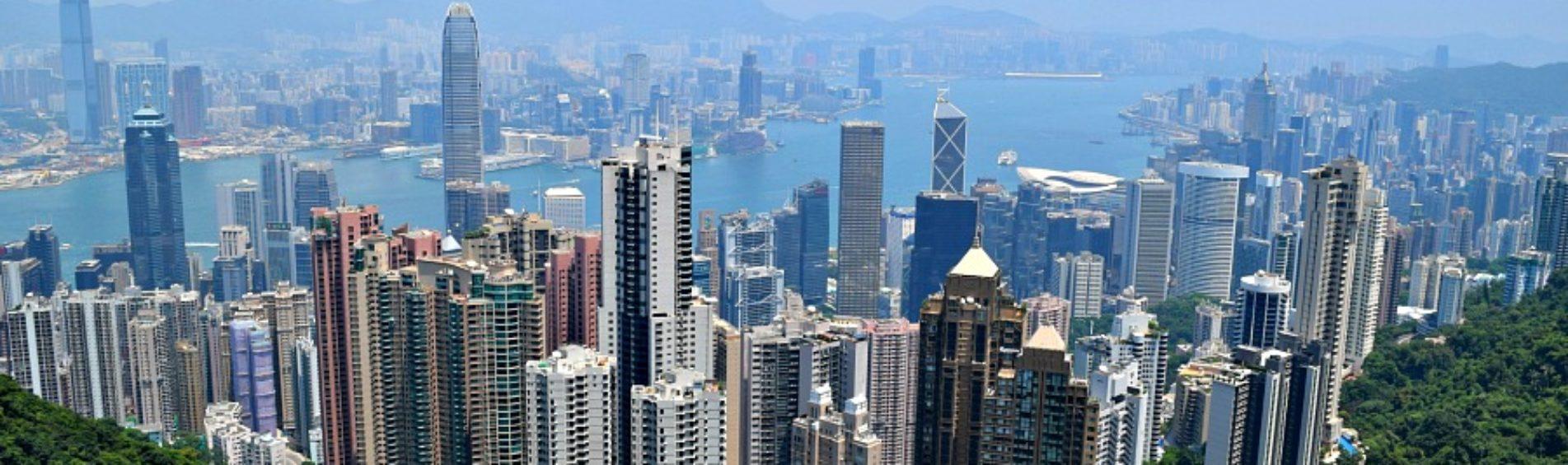 Nieuwe reisplannen: Hong Kong!