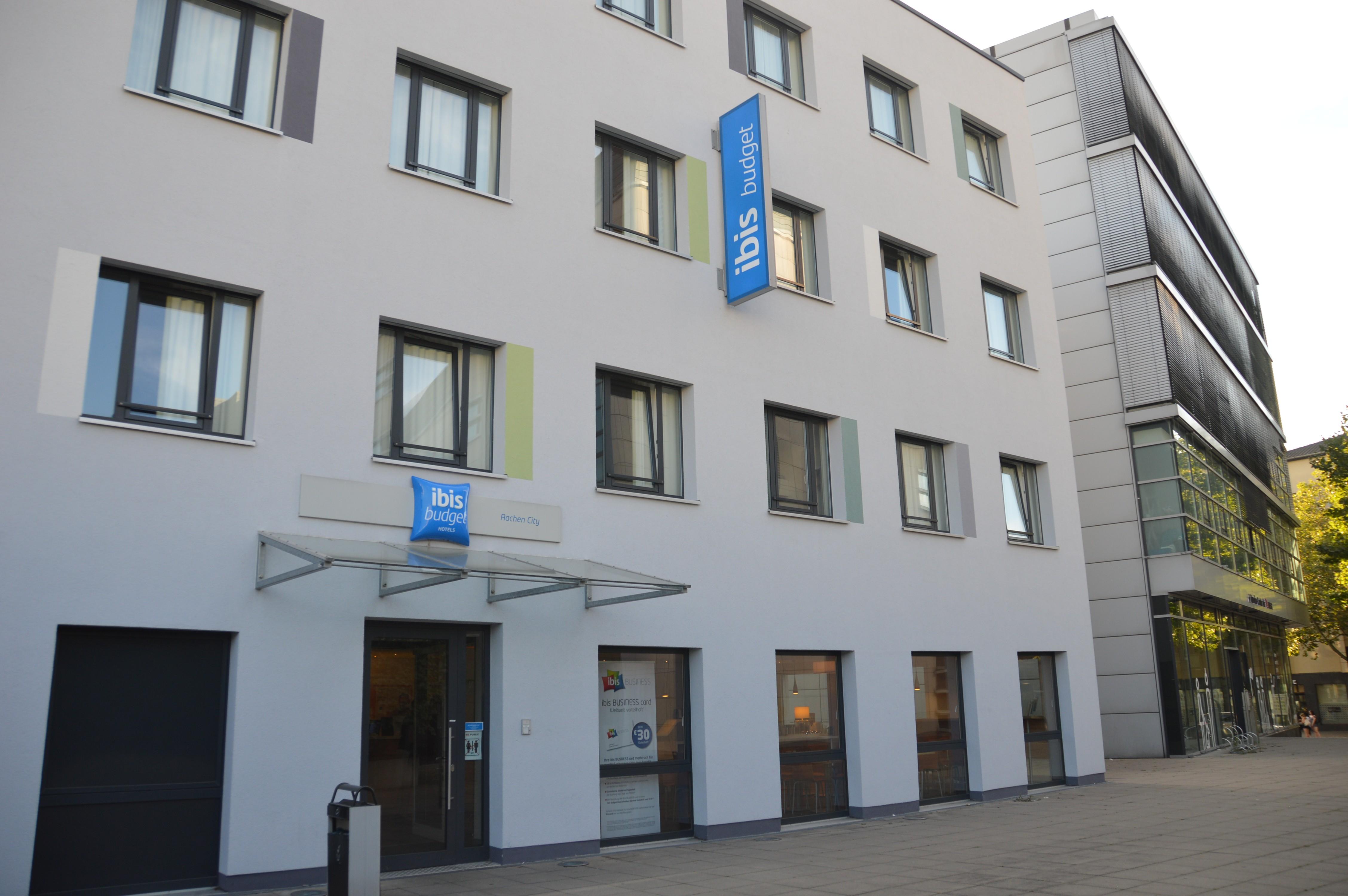 Review: Ibis budget hotel Aken