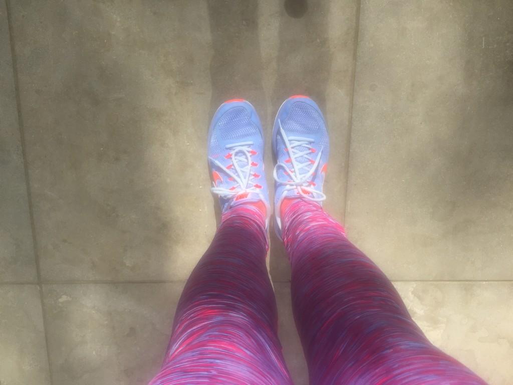 Trainen gaat natuurlijk net wat lekkerder in een nieuwe outfit ;)