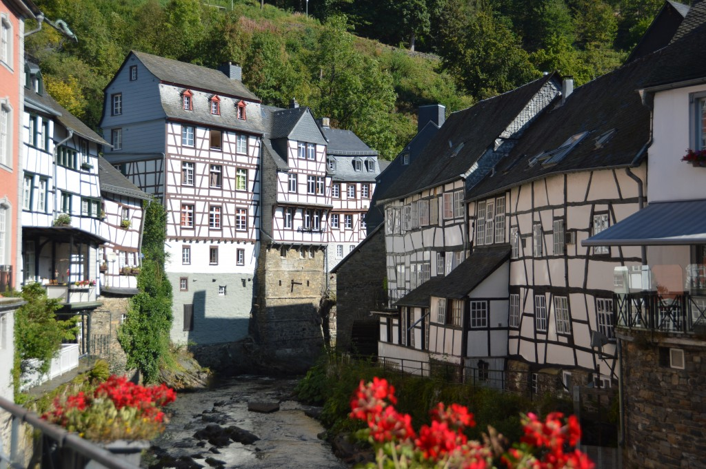 Monschau is zo mooi!