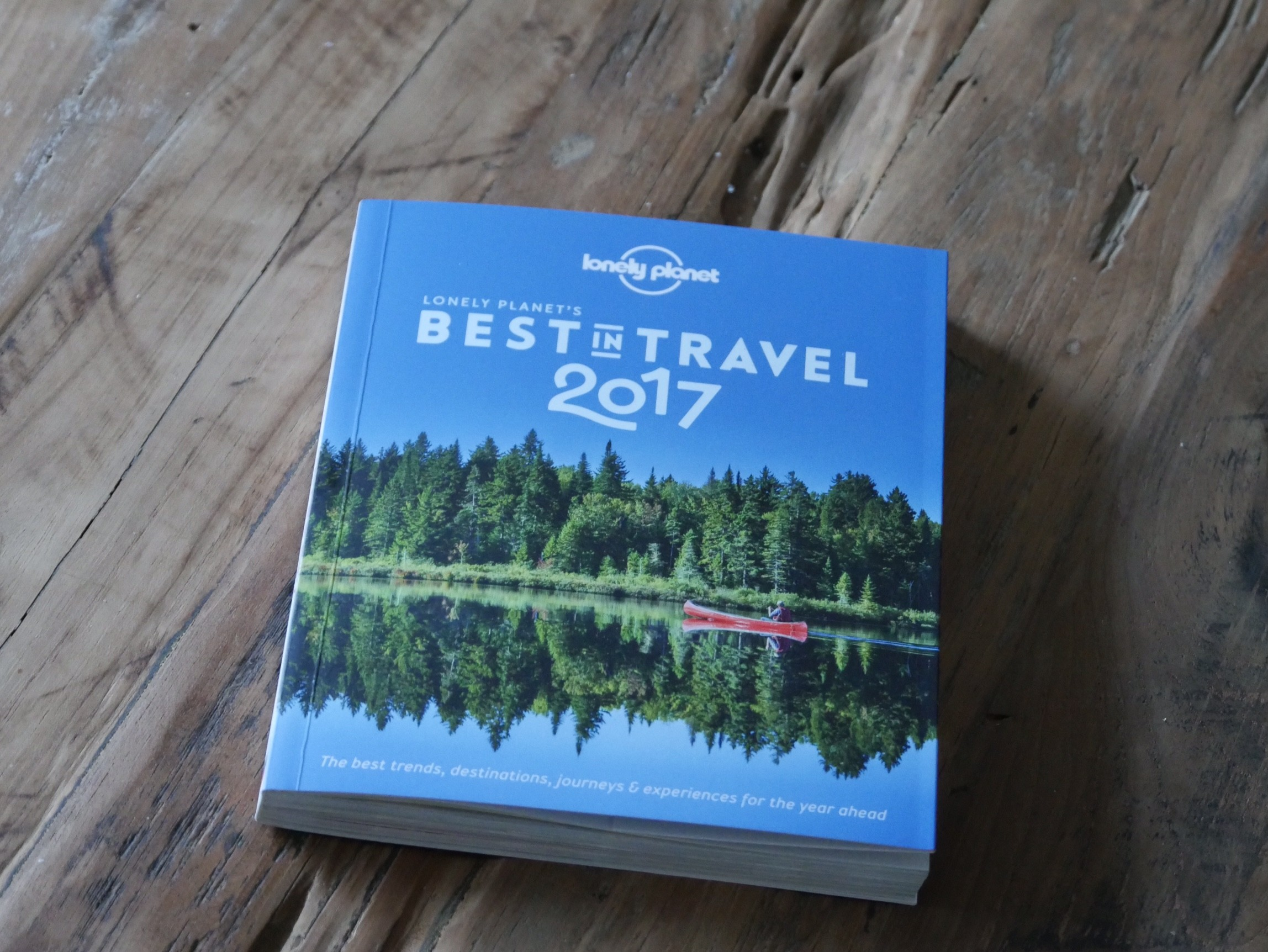 Boekentip: Best in Travel 2017