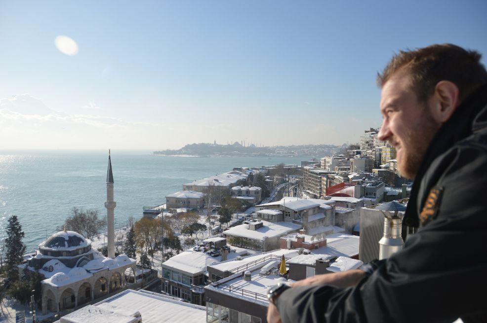 Istanbul in de winter, een super goed idee