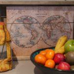 Productreview: Een wereldkaart aan de muur