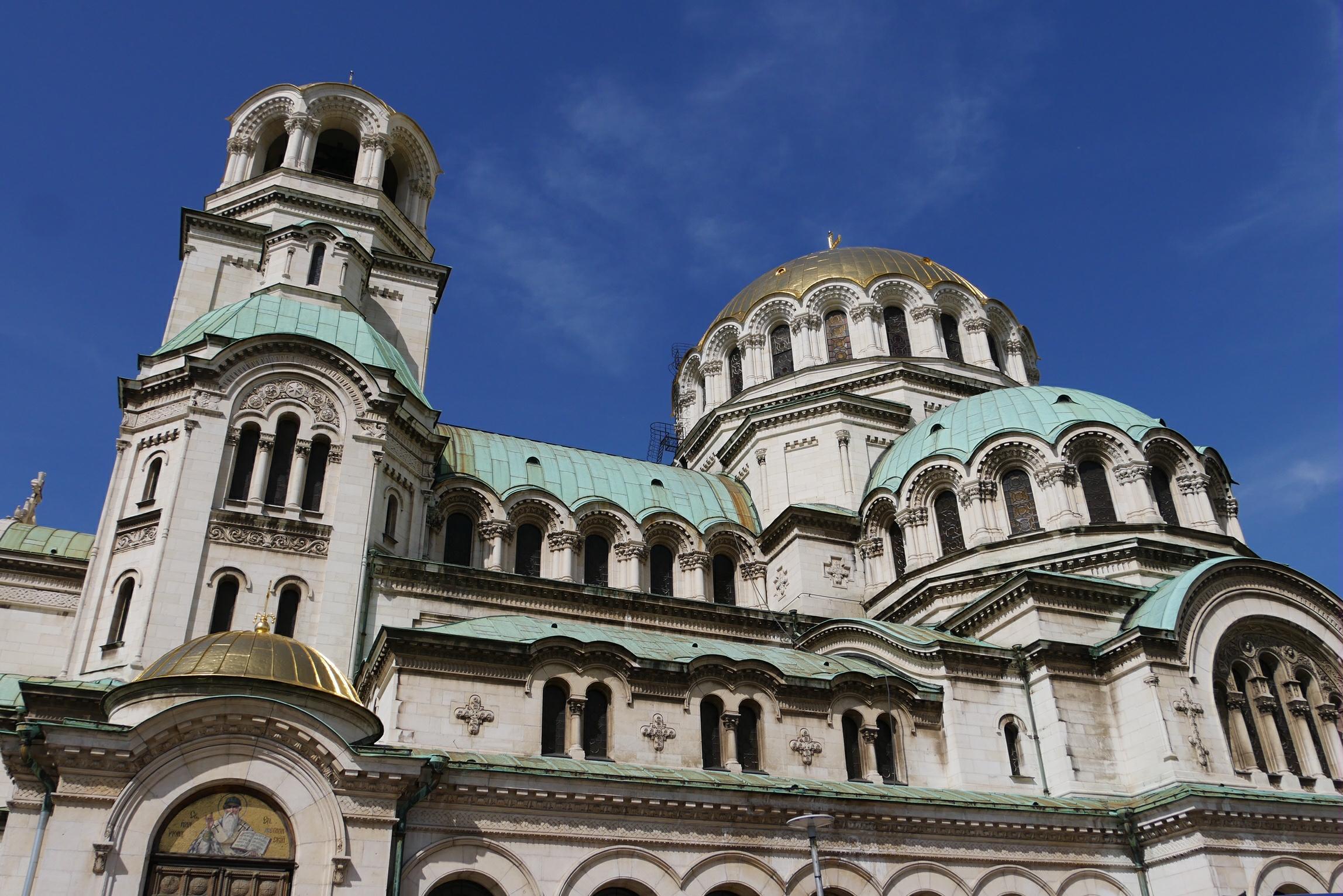 kathedraal sofia
