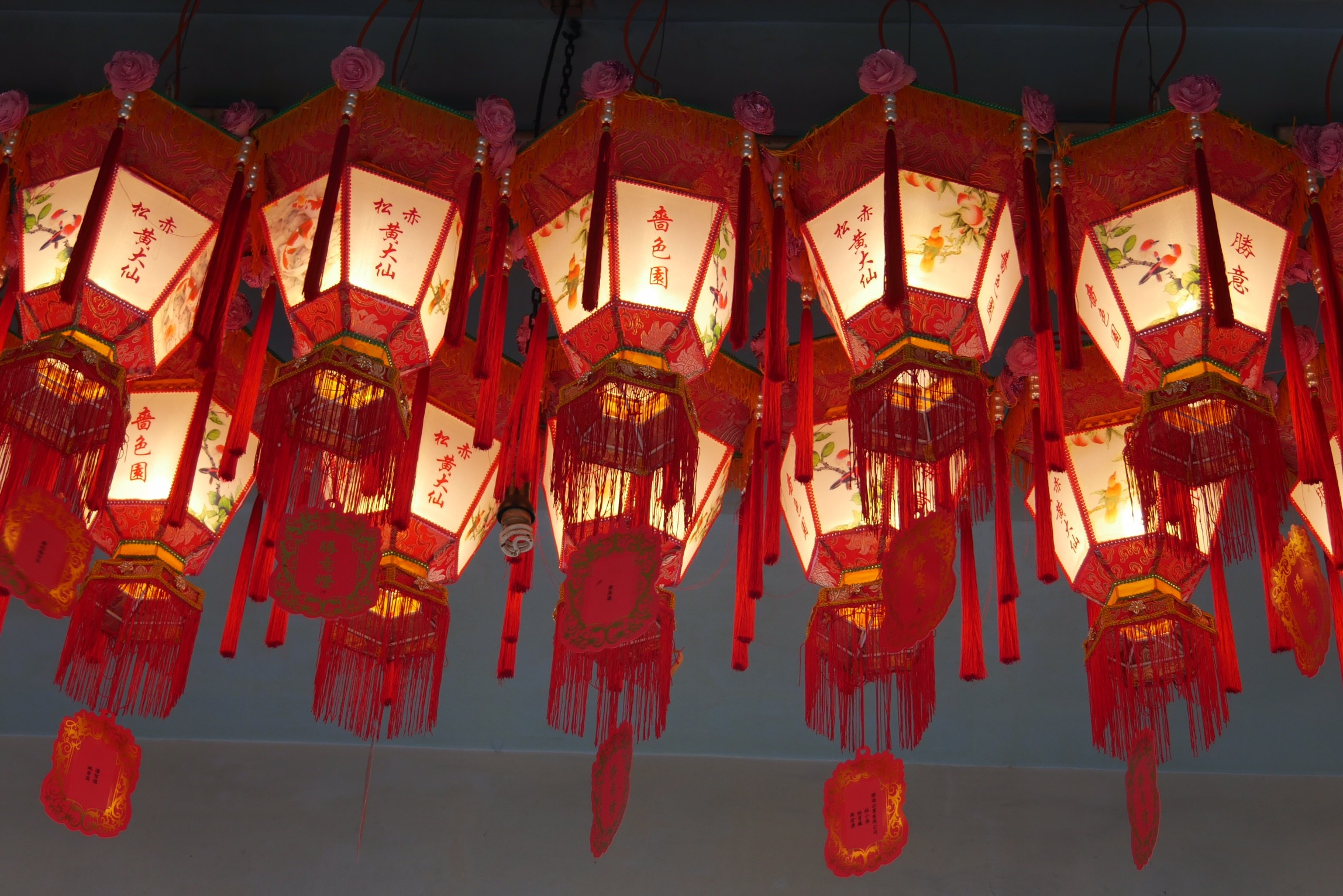 12x Typisch Hong Kong