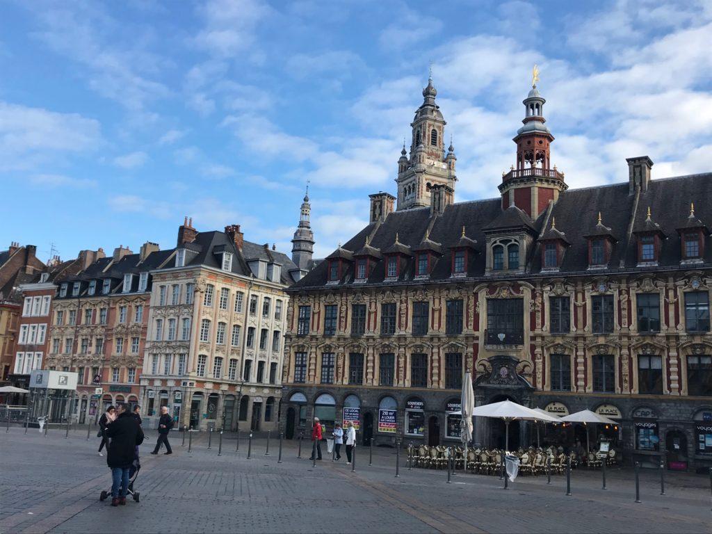 grote plein Lille