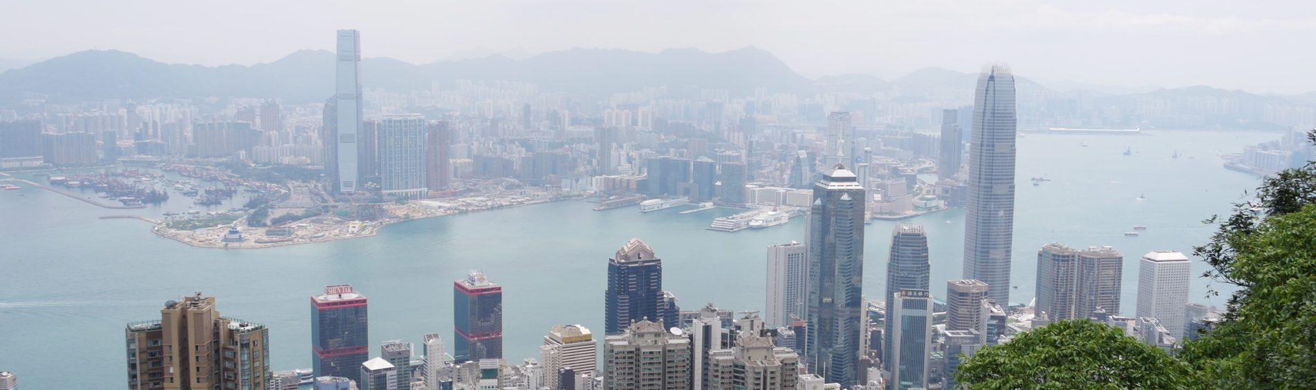 Hong Kong in één dag